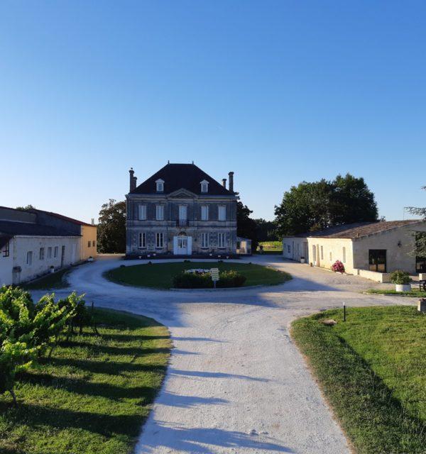 Château Queyssard, la propriété